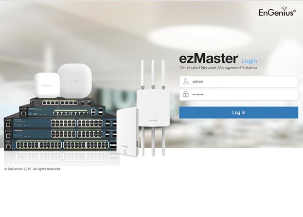 How to Update ezMaster Software | EnGenius Networks Europe B.V