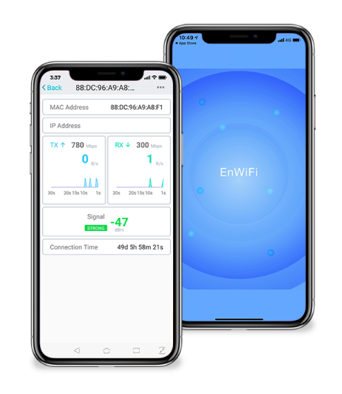 EnWiFi App