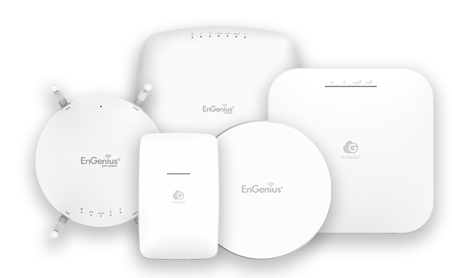 Indoor Access Points - Overview | EnGenius Networks Europe B.V .
