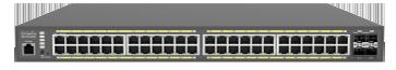 EnGenius surveillance switch ECS1552FP