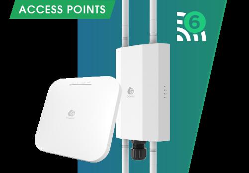 Wi-Fi 6 解決方案-基地台