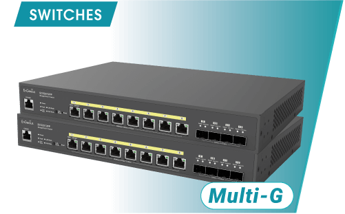Wi-Fi 6 - Switches